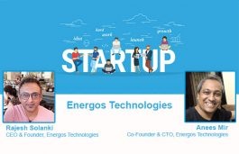 Startup Feature – Energos Technologies