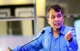 India's RE Push Based on Energy Security and Climate Change: Suresh Prabhu