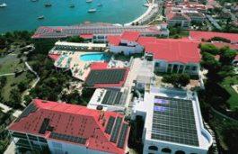 Enphase, ProSolar Upgrades Commercial Solar Plant at Bluebeard's Castle Resort
