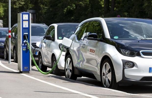 Bosch EV App Europe