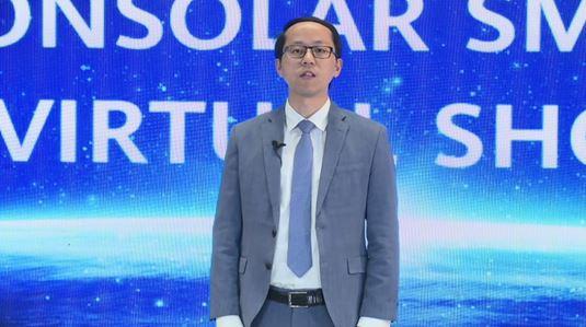 Chen Guoguang, President, Huawei Smart PV Business