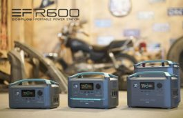 EcoFlow R600 Portable Power Station