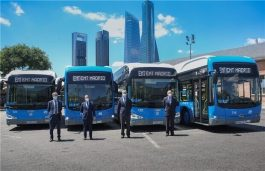EMT and Iberdrola's i-DE Agree to Electrify Madrid's Urban Bus Network