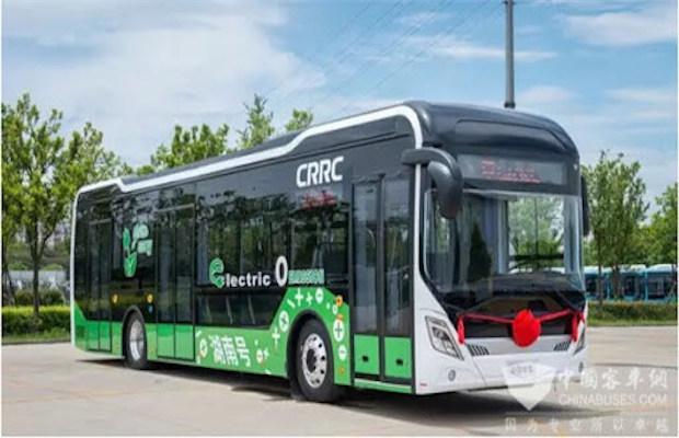 MEG 2000 EV Buses China