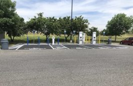 EV Connect, Trillium Complete California's Central Valley Electric Highway
