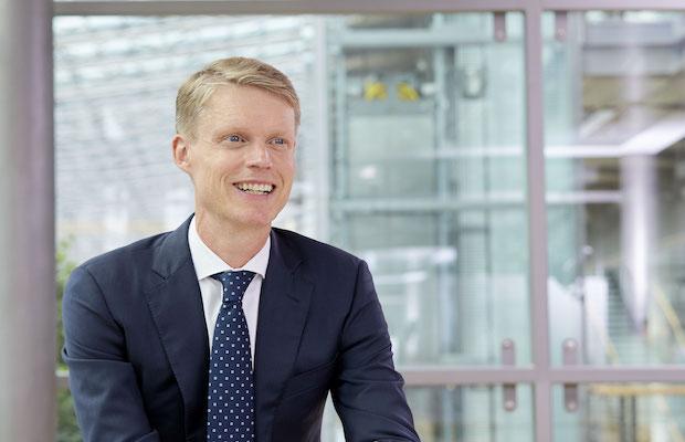 Henrik Poulsen CEO Ørsted