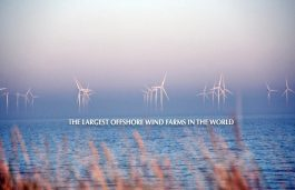 Five of the World's Largest Offshore Wind Energy Farms