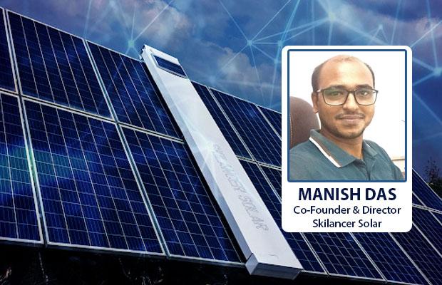 MANISH DAS, Co-Founder & Director, Skilancer Solar