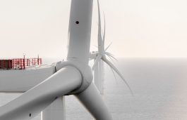 MHI Vestas Gets Firm Order for 1140 MW Offshore Wind Project