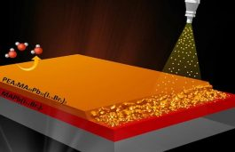 New Precision Spray-Coating Enables Complex Perovskite Solar Cell Designs