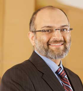 Vivek Chaturvedi, Regional Business Director Solar – (India, ME & Africa), DSM