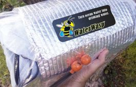 Water Wasp – Off-Grid Solar Water Maker