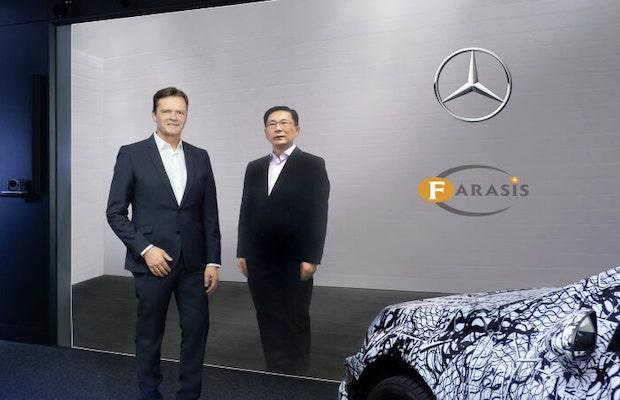 Mercedes Benz Farasis