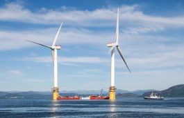 Total, Macquarie to Work on 2 GW Floating Offshore Wind Portfolio in S Korea