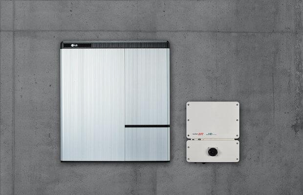 LG Chem SolarEdge
