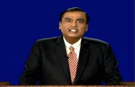 Mukesh Ambani Signals A Clean Energy Shift at RIL AGM