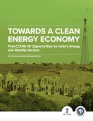 Niti Aayog Report on Towards a Clean Energy Economy