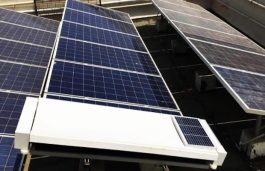 Skilancer Solar Launches Waterless Robots for Rooftop Solar Panels