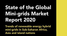 The Case for Mini Grids Stronger Than Ever, Says Global Report