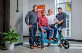 Yulu Secures Rs 30 Crore Funding Led by VC Firm Rocketship