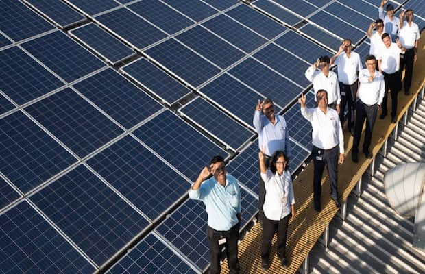 Bosch Solar Agreements