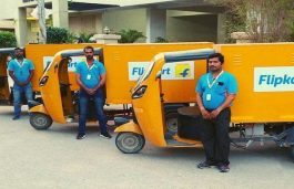 Flipkart to Deploy 25,000 EVs in Supply Chain, Partners with EV Manufacturers