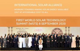 ISA Holds Curtain Raiser For 1st World Solar Technology Summit