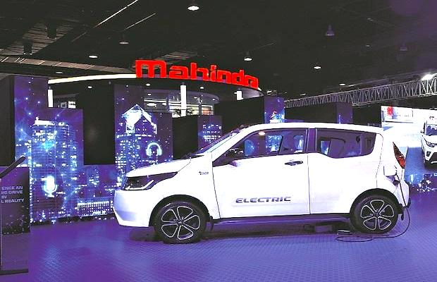 Sale EVs Without Batteries Mahindra Electric