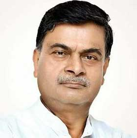 Union Power and MNRE Minister R.K. Singh. In The Hot Seat.