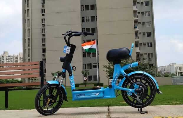Yulu E-mobility Gurugram