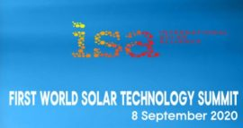 First World Solar Technology Summit Kicks Off Today