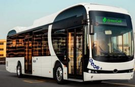 GreenCell Bags First Electric Bus Contract From RSRTC