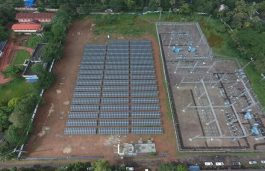 INKEL Commissions 0.6 MW Solar Plant in Kerala Under IPDS Scheme