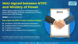 State-run Majors, PFC, NHPC, NTPC Set Ambitious Performance Fiscal Year Targets