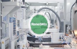 ReneSola Forms JV to Establish 3 GW Solar PV Manufacturing Facility