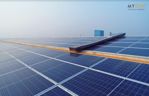 MYSUN Rooftop Solar Rajasthan