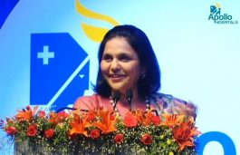 Solar Industry can be Enablers of Healthcare Industry: Sangita Reddy at WSTS