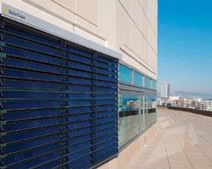 solargaps smart solar blinds