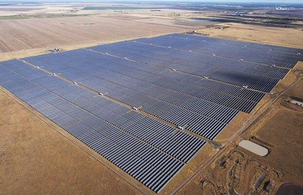 Largest Solar Plant in Australia