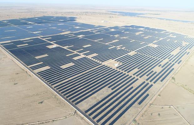 EDEN Renewables India Solar
