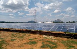 Apparel Brand Dollar Industries Inaugurates 4 MW Solar Plant in Tirupur