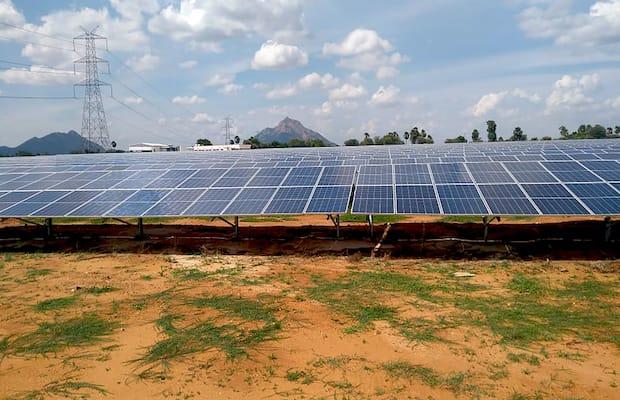 Dollar Solar Plant Tirupur