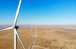 EBRD, AIIB and Partners to Finance 100 MW Wind Farm in Kazakhstan