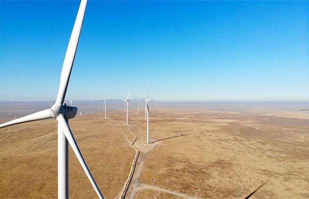 EBRD Wind Farm Kazakhstan