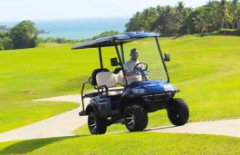 Kinetic Green to invest Rs 1,750 cr in Electric Golf Cart, Battery Swapping Projects in AP