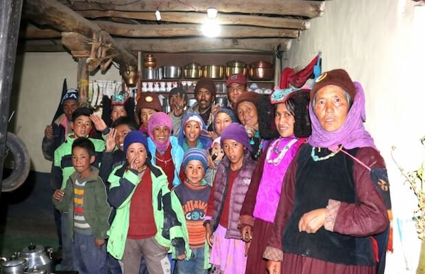 Global Himalayan Expedition UN Award