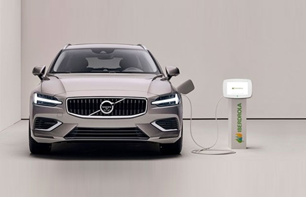 Iberdrola and Volvo Car España agree to promote electric mobility in Spain together