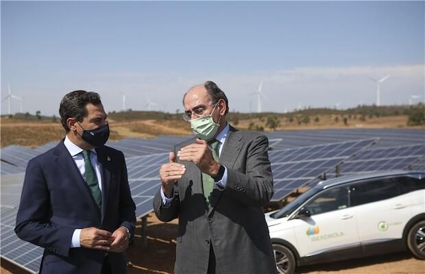 Iberdrola Andévalo Solar Plant