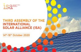 ISA Confers the Very First ISA Solar Awards at Third Assembly