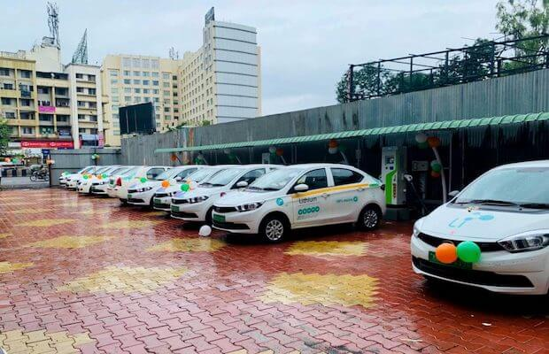 Uber Lithium Urban EVs